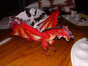 Rathalos - Monster Hunter v2 with removable tail