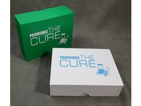 Med Kit Travel Boxes for Pandemic: The Cure and Experimental Meds