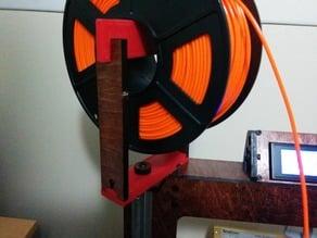 Makerfarm Prusa i3v Spool Holder Extension