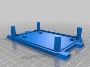 Box for arduino / ramps on MendelMax
