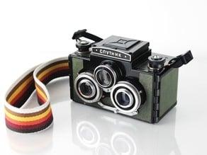 Balanced Strap lugs for Sputnik Stereo camera