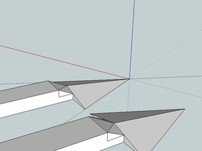 arrow head for 3D printing