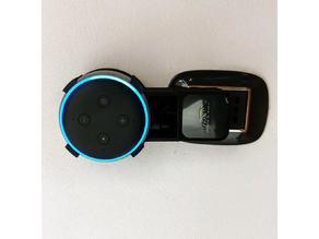 Amazon Echo Dot (3rd Gen) Wall socket mount (IT version)