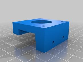 X3D more stable motor mount