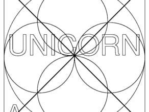 Inkscape Unicorn Extension Calibration Image #1