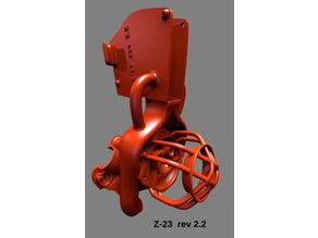 Z-23 Rev 2.2c Creality Mod