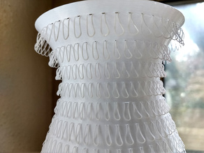 Hairy Vase (w/ Source Code)