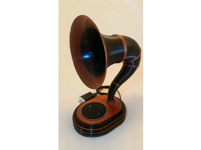 Amazon Echo 2nd Gen. Dot Gramophone