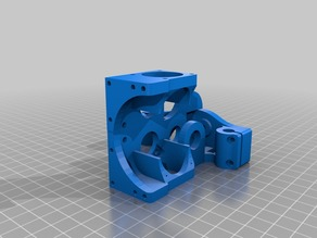 Dual Extruder for 1405 300mm No Sag, Printrbot Simple