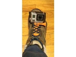 Paramotor GoPro Shoe Mount