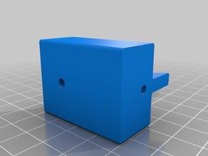 FLSUN cube x tower belt tensioner