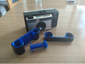 126 film cartridge for 35mm film