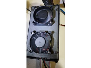 Remix - Top with 2x 50mm fan