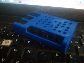 Raspberry Pi Case (with GPIO hole)