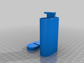 18650 or other Dual Battery Holder