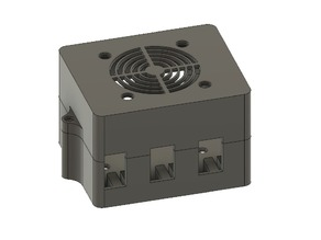 TL Smoother V2 Enclosure with 40mm fan