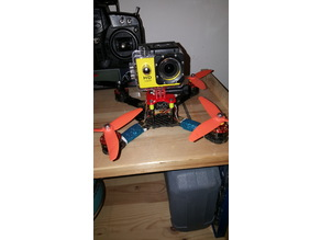 Action-Cam mount for X210