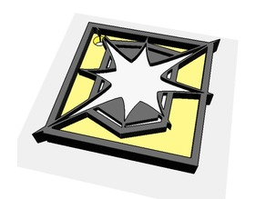 Blitz - Keychain (Rainbow Six Siege)
