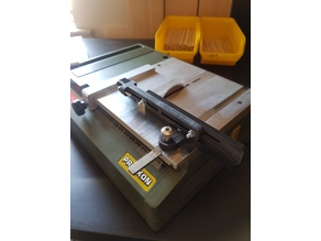 Proxxon Table Saw Miter Gauge (KS 230)