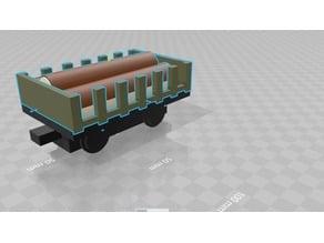 Woodtransporter for Lok(i)