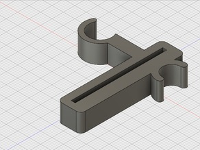 Y-axis Endstop for Prusa i3 Rework