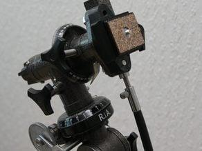 EQ-2 Camera Quick Shoe Adapter for Slik Pro EZ Quick Plate