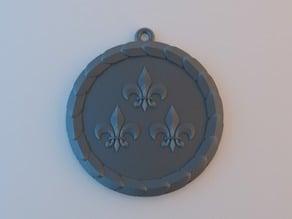 Witcher - Vernon Roche's Medallion