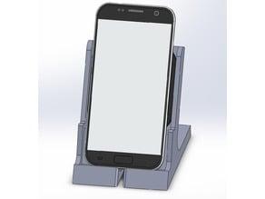 Wireless Charging Phone Stand
