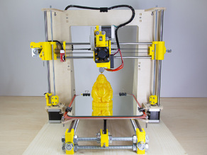samelladrucker - yet another Prusa i3 derivate