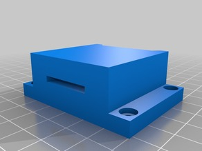 Mount for MicroSD to SD LACK TABLE