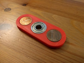 Fidget Spinner Pennies