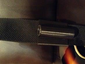 Guitar Strap Mounted Slide Holder for 22mm (OD) Slide
