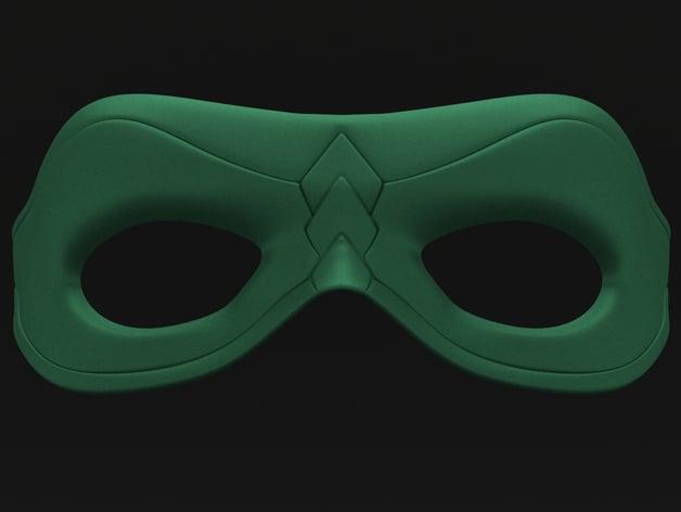 arrow mask by jtm thingiverse