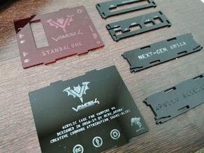 Vampire V4 Acrylic Case