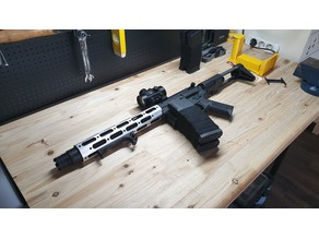 Ares Amoeba 013/014 Honeybadger foregrip
