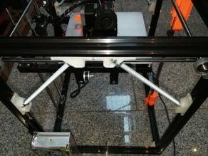 Tronxy X5 X5S Frame improvement Anti Vibration