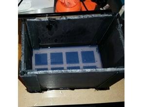 Foam Core Box Mold Corners + Cutting Guide