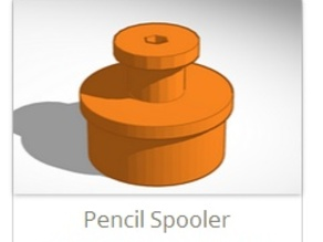 Pencil Spool