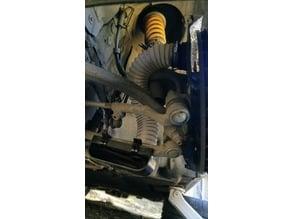 Brake Cooling Scoop for BMW M2