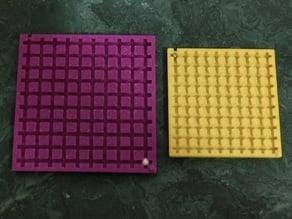 Clueless maze for 6mm airsoft balls