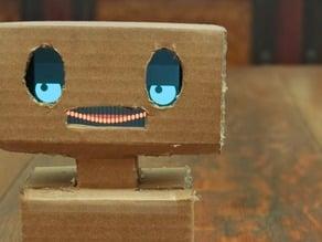 Mimbo - A Friendly Robot