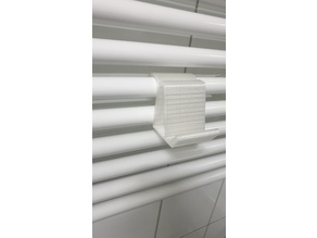 Heater Radiator Smartphone Tablet Holder