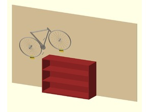 road bike wall mount