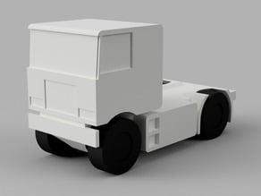 Mini Cars 128 - Crackerbox Truck