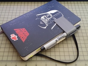 Pen Holder for Moleskine Hard Cover