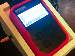 Pocket Oscilloscope Desk Stand