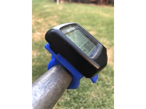 Cateye bike computer handlebar mount