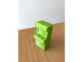 3DWB // Tiny Arcade Ornament