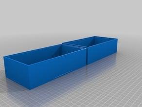Specimen box (My Customized 100mm x 200mm x 50mm)