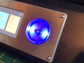 Monoprice MP Select Mini LED cover disc